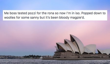 Aussies Have Created New Slang Terms To Talk About The 'Rona' Virus