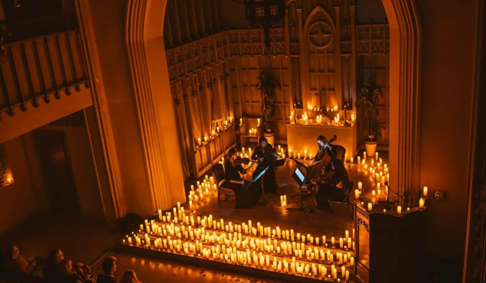 These Gorgeous Classical Concerts By Candlelight Are Coming To Brisbane